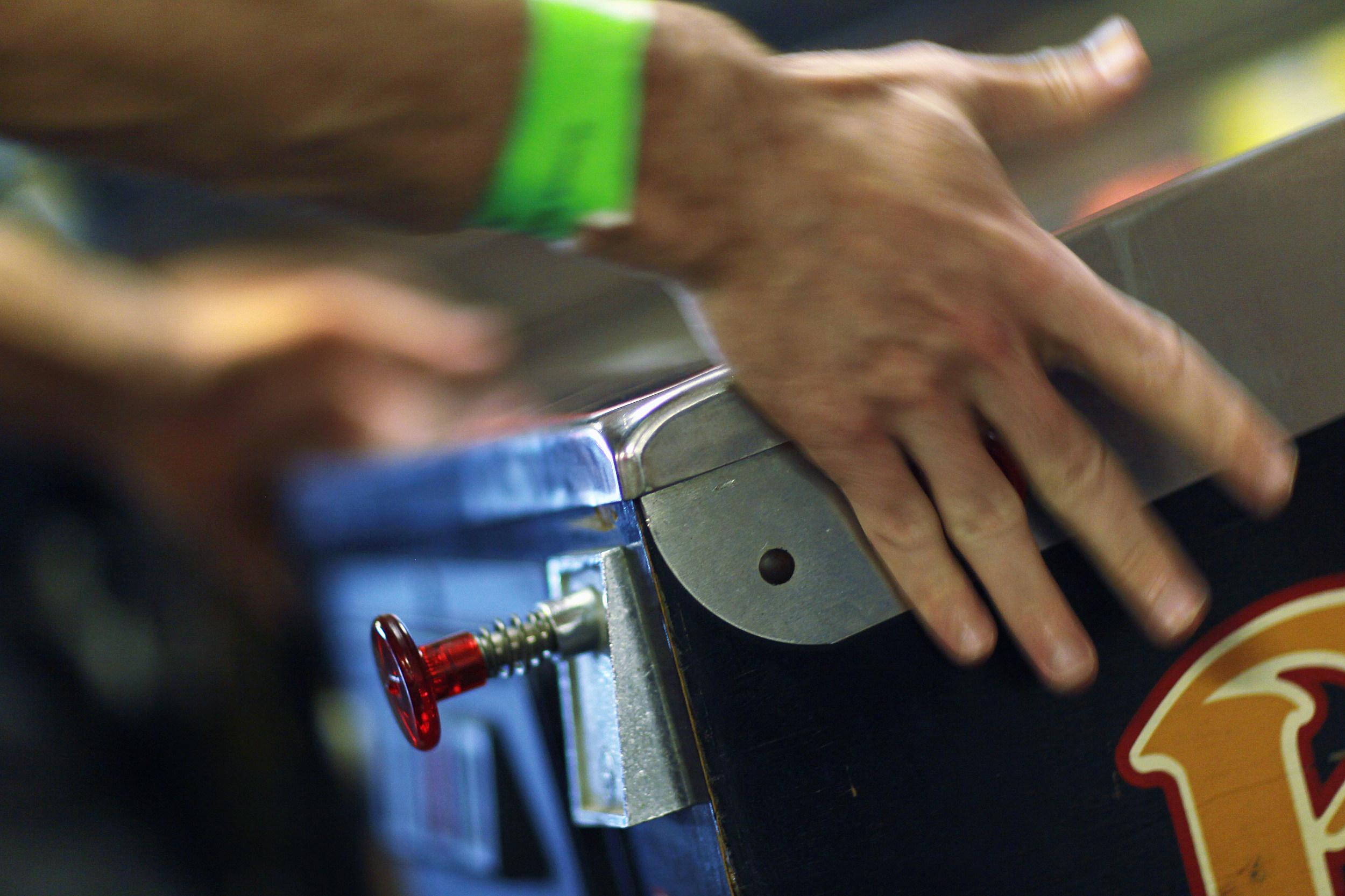 Pinball Machine Convention Held In Miami Area